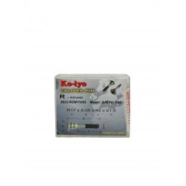 HONDA CIVIC SO4 / SR4 CALIPER SCREW FRONT (KO-IYO)